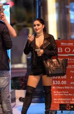 ARIEL WINTER Out in Los Angeles 08/29/2017