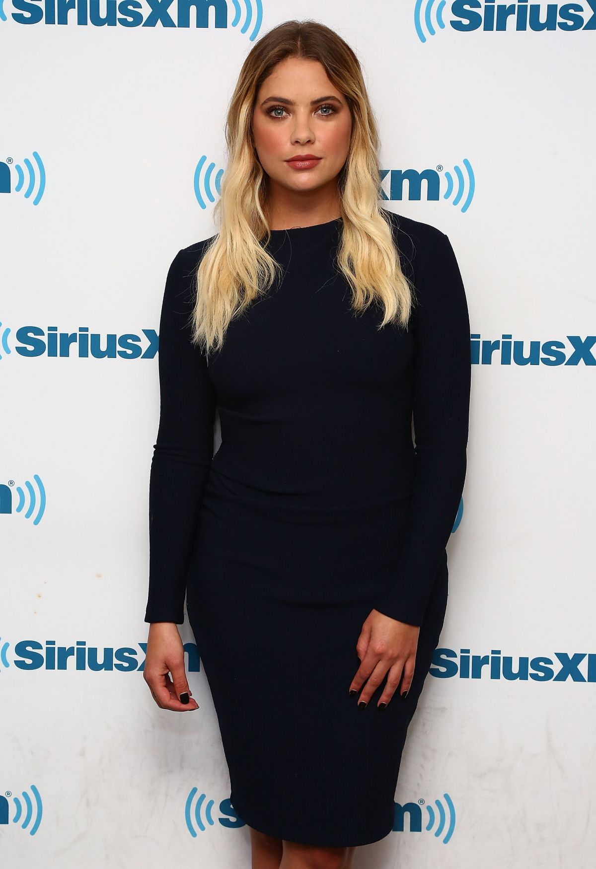 ASHLEY BENSON at SiriusXM Studio in New York 08/02/2017