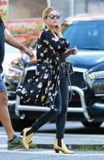 ASHLEY BENSON Out in New York 08/07/2017