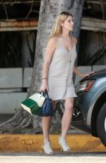 ASHLEY GREENE Out for Lunch in Los Angeles 08/23/2017