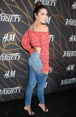 ASHLEY IACONETTI at Variety Power of Young Hollywood in Los Angeles 08/08/2017