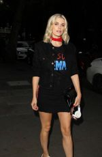 ASHLEY JAMES at LOTD Launch Party in London 08/16/2017