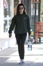 ASHLEY TISDALE at a Gym in Studio City 08/26/2017