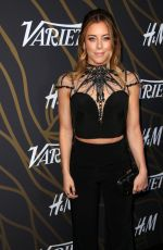 ASHLEY WAGNER at Variety Power of Young Hollywood in Los Angeles 08/08/2017