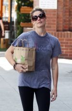 ASHLEY GREENE at Kreation Organic Juicery in West Hollywood 08/09/2017