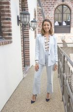 AUBREY PLAZA at Ingrid Goes West Press Conference in Hollywood 08/10/2017