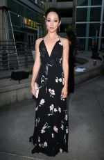 AUTUMN REESER at Valley of Bones Premiere in Hollywood 08/24/2017