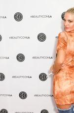 AVA CAPRA at Beautycon LA at LA Convention Center in Los Angeles 08/13/2017