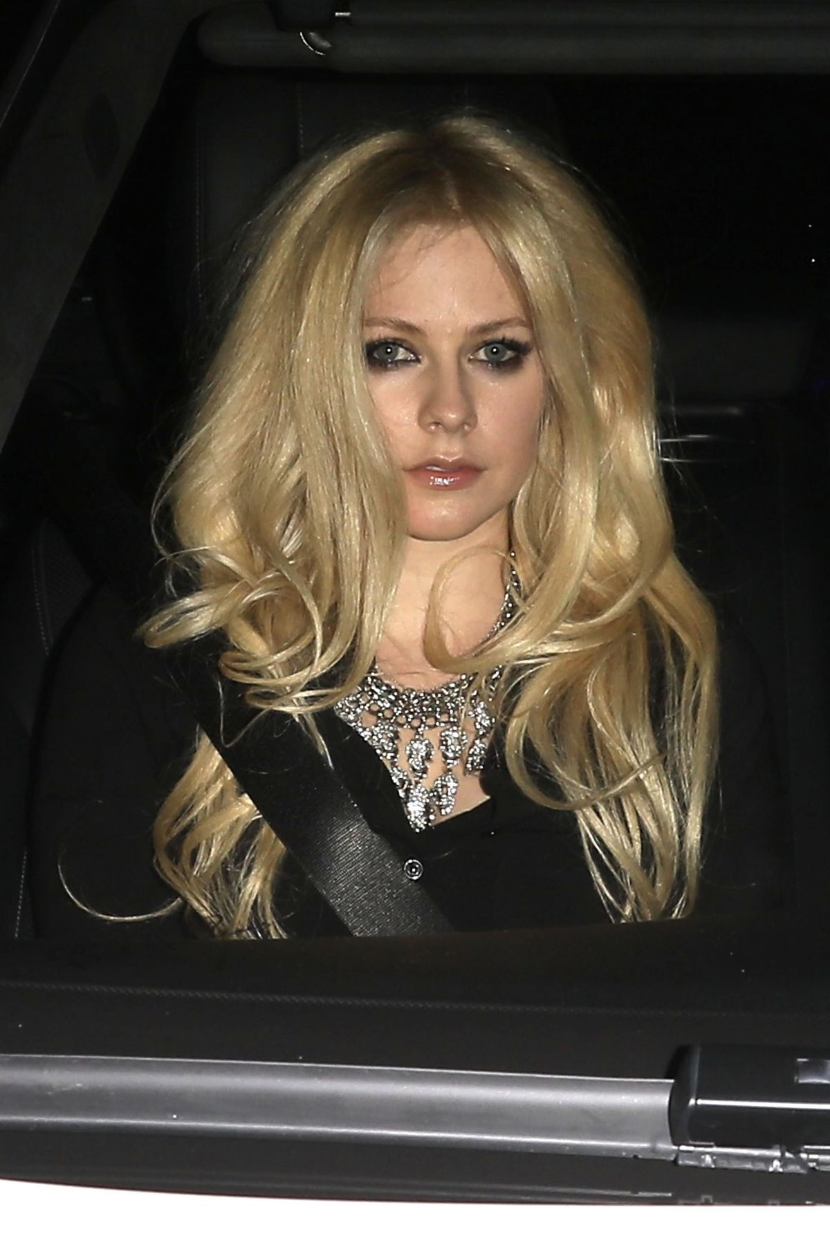 AVRIL LAVIGNE Leaves Peppermint Club in West Hollywood 08 ... Avril Lavigne
