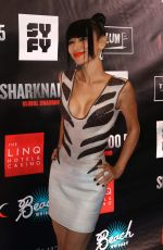 BAI LING at Sharknado 5: Global Swarming Premiere in Las Vegas 08/06/2017