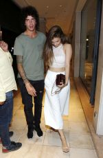 BARBARA PALVIN Out and About in St Tropez 08/11/2017