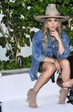 BC JEAN at Mondrian Sessions Relaunch at Skybar in Los Angeles 08/09/2017
