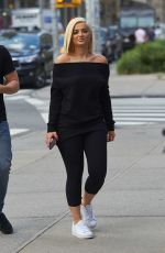 BEBE REXHA Out and About in New York 08/10/2017