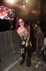 BELLA THORNE at 2017 Billboard Hot 100 Festival, 08/20/2017