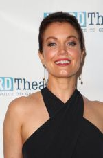 BELLAMY YOUNG at In the Cosmos Event in Los Angeles 08/27/2017
