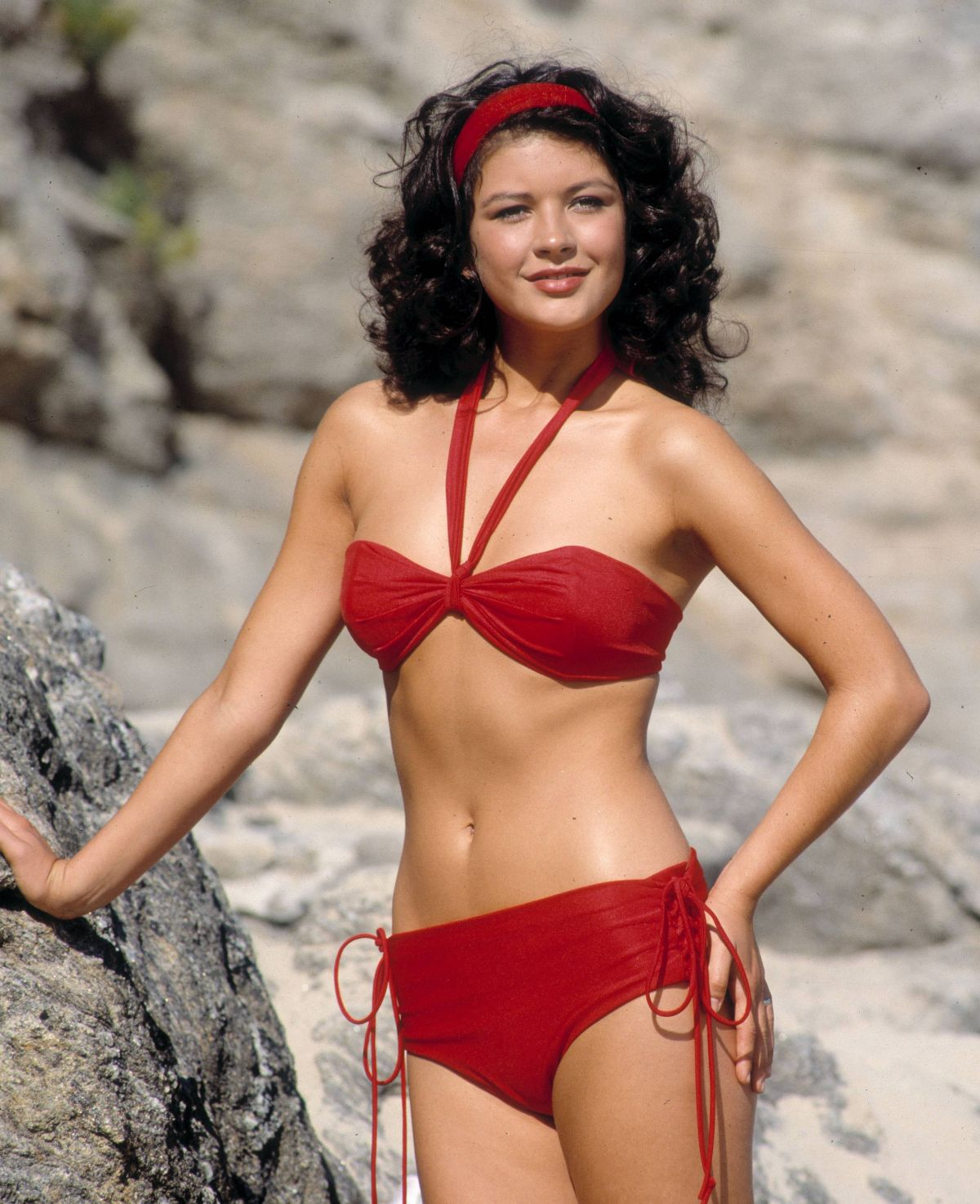 Best from the Past - CATHERINE ZETA JONES - The Darling Buds of May, 1991-1993