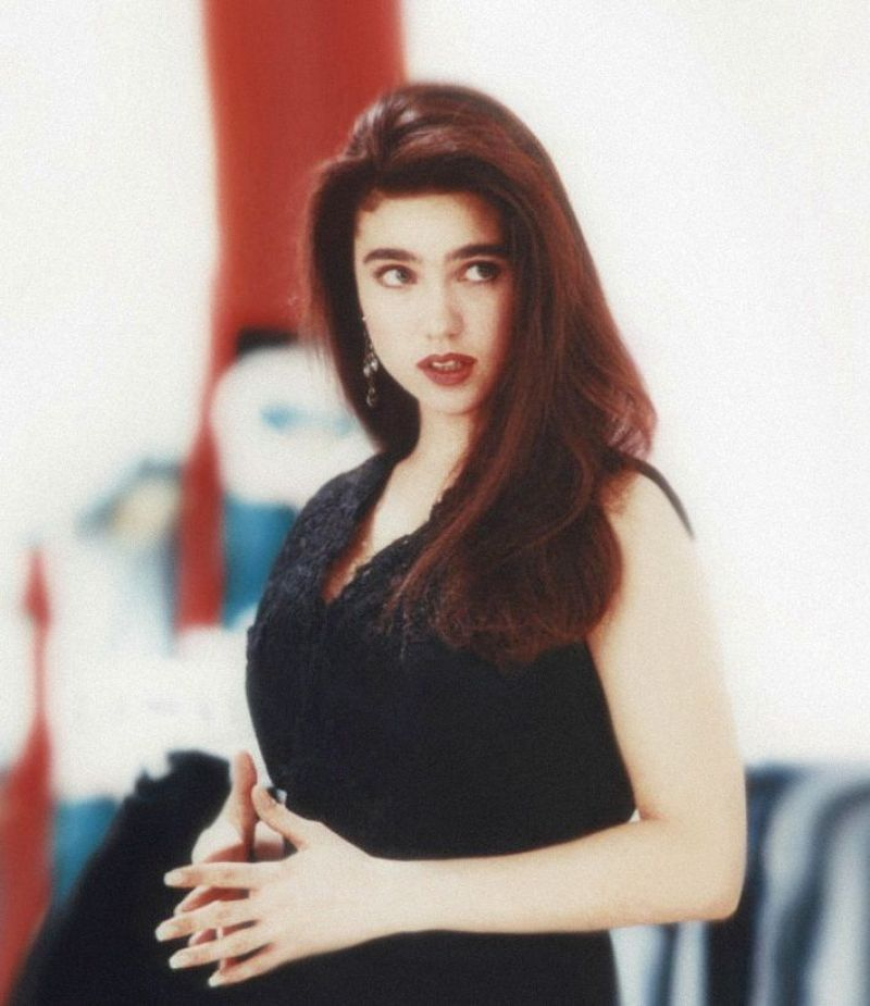 Best from the Past - JENNIFER CONNELLY - Career Opportunities Promos, 1991
