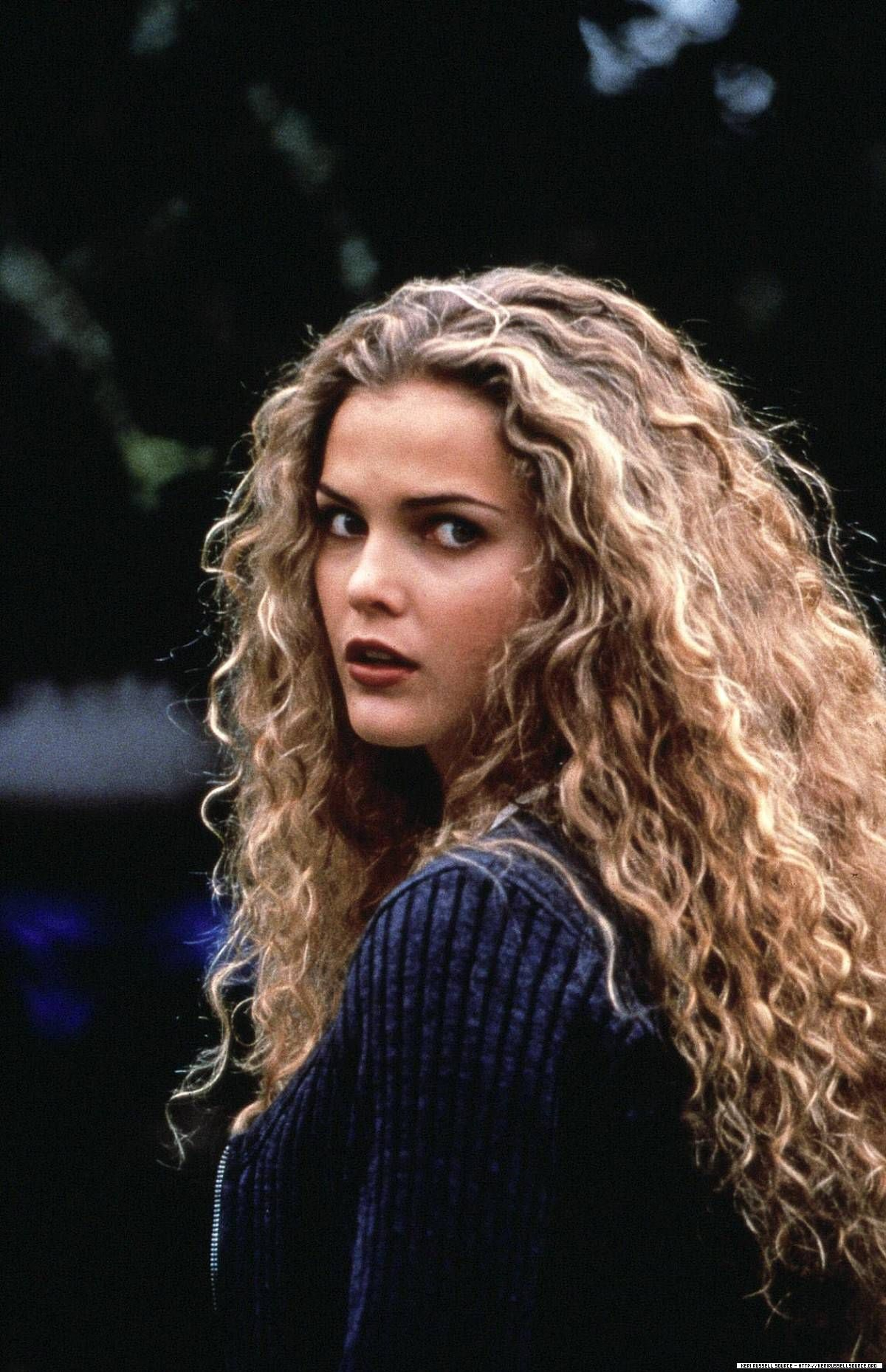 Best from the Past – KERI RUSSELL – The Babysitter's ...