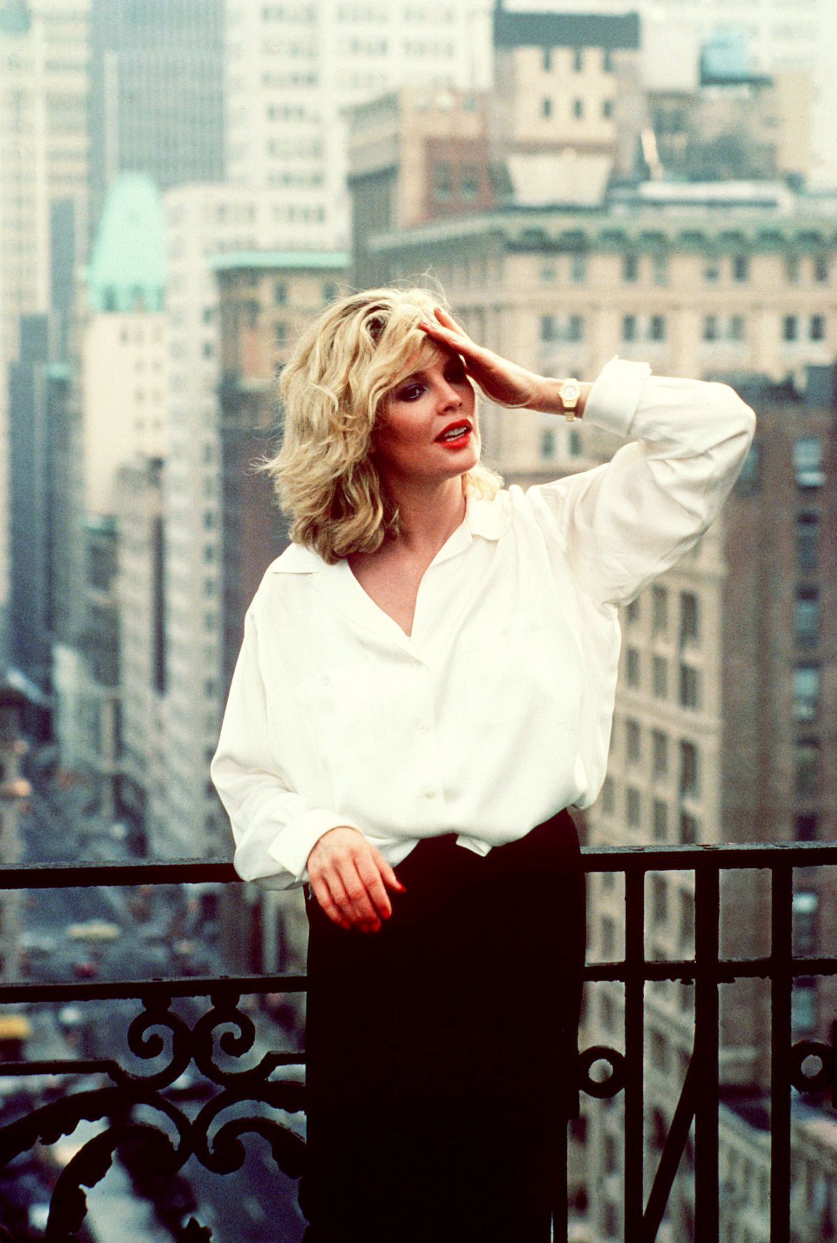 Best from the Past – KIM BASINGER for 9 1/2 Weeks Promos ...