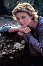 Best from the Past - MICHELLE PFEIFFER for Ladyhawke Promord, 1985