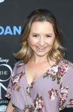 BEVERLEY MITCHELL at The Lion King Sing-along in Los Angeles 08/05/2017