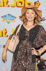 BEVERLEY MITCHELL at The Nut Job 2: Nutty by Nature Premiere in Los Angeles 08/05/2017