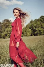BLAKE LIVELY for Glamour Magazine, September 2017