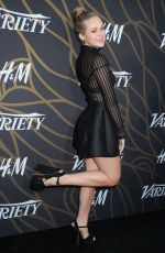 BREC BASSINGER at Variety Power of Young Hollywood in Los Angeles 08/08/2017