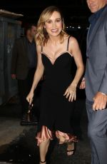 BRIE LARSON Night Out in New York 08/08/2017