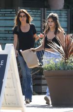 BROOKE BURKE Out and About in Malibu 08/18/2017