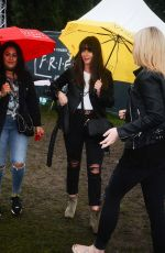 BROOKE VINCENT at Friend Fest at Heaton Park in Manchester 08/08/2017