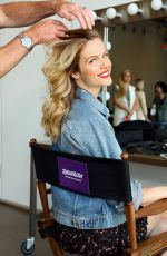 BROOKLYN DECKER for retailmenot #dealbrag Campaign in New York 08/21/2017