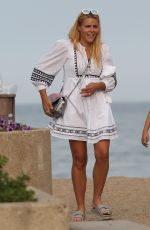 BUSY PHILIPPS at a Beach in Salibury 08/14/2017