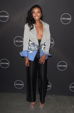 CAIRO PEELE at Growing Up Supermodel Premiere in Studio City 08/16/2017