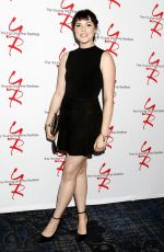 CAIT FAIRBANKS at Young and Restless Fan Event in Burbank 08/20/2017