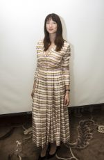 CAITRIONA BALFE at Outlander Season 3 Press Conference in Hollywood 07/27/2017