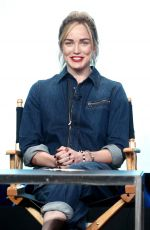 CAITY LOTZ at 2017 Summer TCA Tour in Beverly Hills 08/02/2017