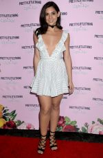 CAMILA BANUS at The Prettylittlething x Olivia Culpo Launch in Hollywood 08/17/2017