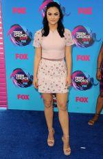 CAMILA MENDES at Teen Choice Awards 2017 in Los Angeles 08/13/2017