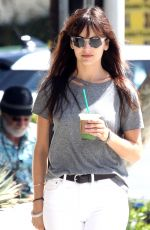 CAMILLA BELLE Out and About in Los Angeles 08/27/2017