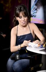 CAMILLA CABELLO - Interview with Music Choice at Billboard Hot 100 Fest 08/20/2017