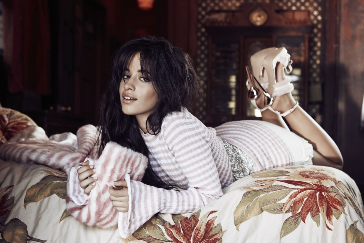 CAMILLA CABELLO - Rollacoaster Photoshoot