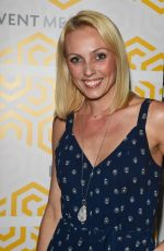 CAMILLA DALLERUP at Reinvent Me: How to Transform Your Life & Career Book Launch Party in Los Angeles 08/11/2017