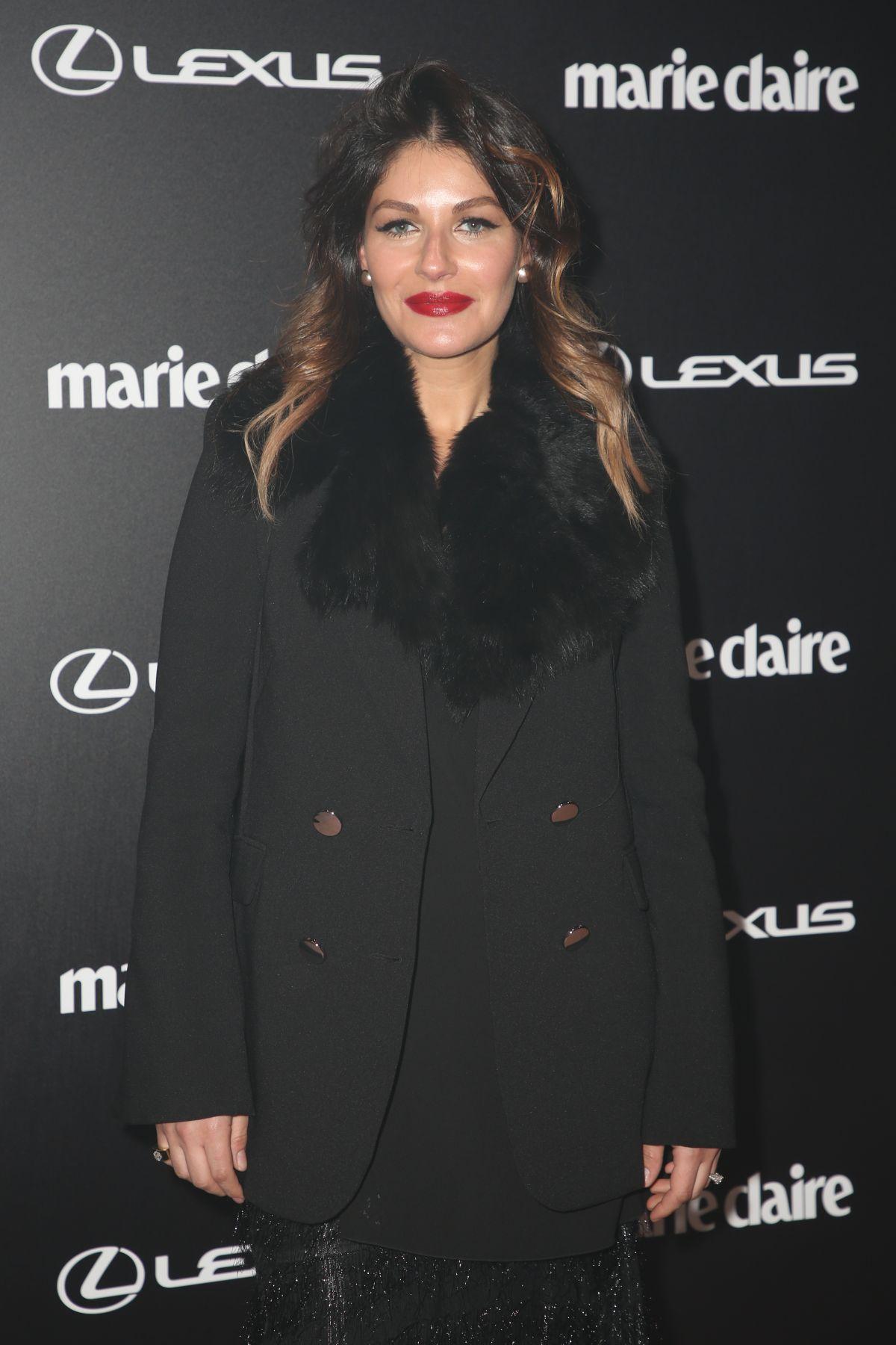 CAMILLA FREEMAN at Black Tie 2017 Prix De Marie Claire in Sydney 08/15/2017