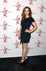 CAMRYN GRIMES at Young and Restless Fan Event in Burbank 08/20/2017