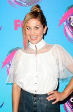 CANDACE CAMERON BURE at Teen Choice Awards 2017 in Los Angeles 08/13/2017