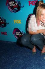 CANDACE CAMERON BURE at Teen Choice Awards 2017 in Los Angeles 08/13/2017