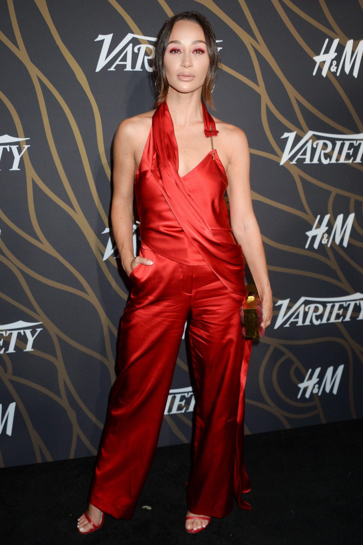 CARA SANTANA at Variety Power of Young Hollywood in Los Angeles 08/08/2017