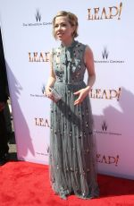 CARLY RAE JEPSEN at Leap! Premiere in Los Angeles 08/19/2017