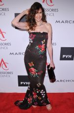 CAROL ALT at 21st Annual Ace Awards in New York 08/07/2017